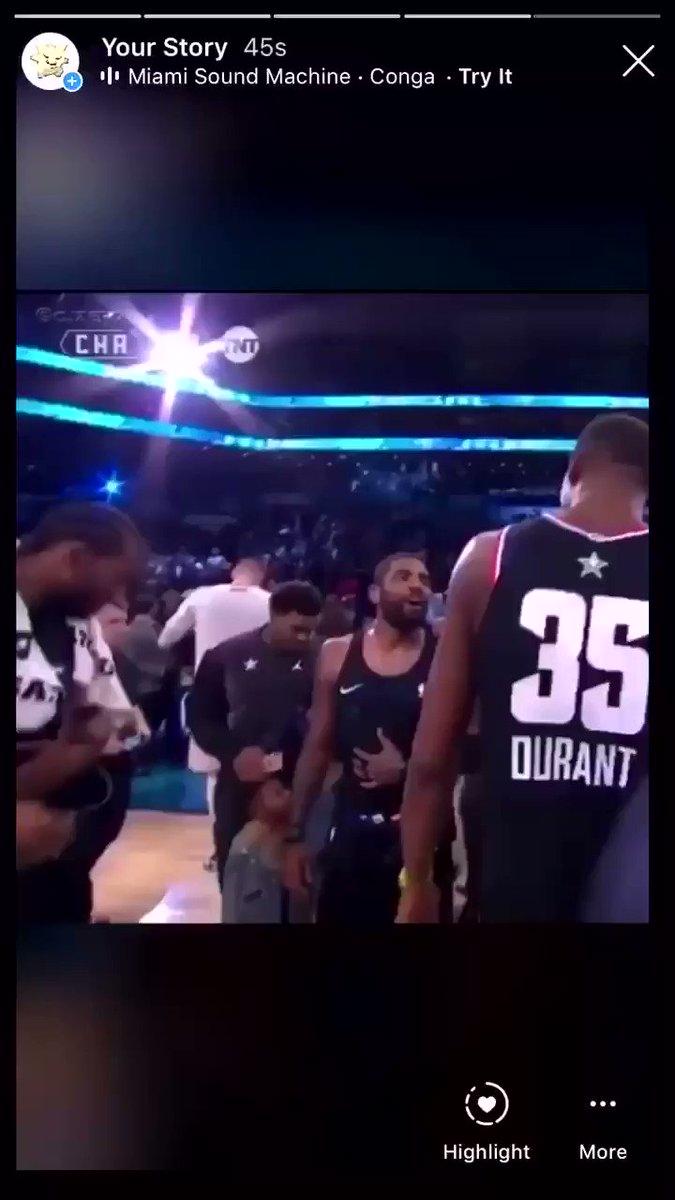 Dancing Kawhi Leonard was the NBA All-Star Game's most robotic meme