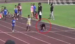 أسرع طفل في العالم 🏃♂️