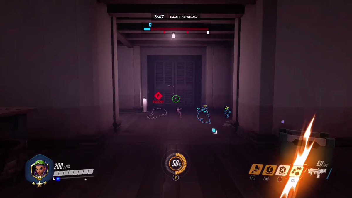 17/02/19 Catchup... GMotD 048: The ol' Mystery Heroes Translocator bluff. #Overwatch