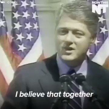 Looks like Pres Clinton agrees with President Trump about MAKING AMERICA GREAT AGAIN!   No one complained or thought it was offensive!  In 1991 during his presidential campaign, Clinton promised the people that he would help make America great again. What happened Bill???