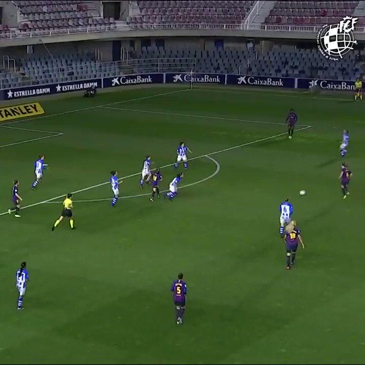 📛 Detener al Barça 👏 Más de 2.400 votos  ¡@Sara1Serrat, guardameta del @sportinghuelva, tiene razones de sobra para ser la MVP de la J21 de la #LigaIberdrola! 🙌🔝  La votación: http://laliga.sh/hxrus4