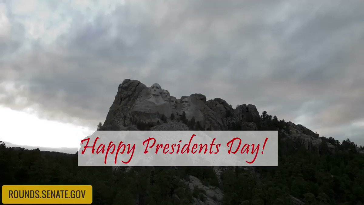 Wishing everyone a happy #PresidentsDay2019