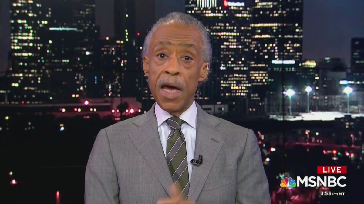 Irony is Dead Racial Huckster & Hoax Perpetrator Extraordinaire #AlSharpton Calls for #JussieSmollett to face the maximum