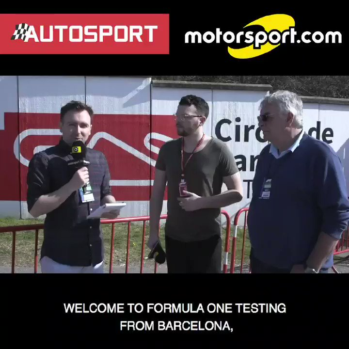.@WilliamsRacing's 2019 has got off to a rocky start, with the car not likely to take part in #F1 pre-season testing until Wednesday at the earliest. @glenn_autosport, @ScottAutosport and Gary Anderson explain why.  📺See the full video at https://t.co/NWe660C9Iq