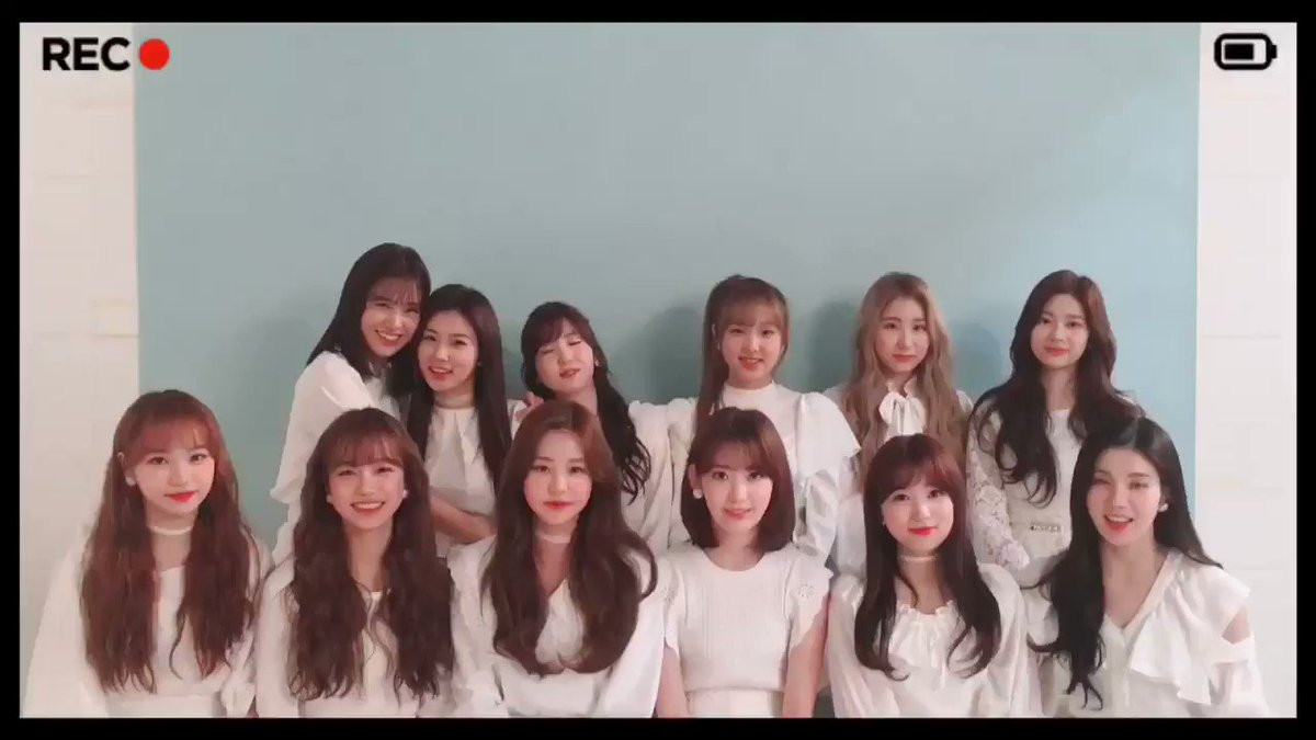 [📹] nonno_staff Twitter Update with IZ*ONE  With a very great responsive every time they appears in nonno, IZ*ONE short-term serialization will start from May Issue which will be released on March 20!  #아이즈원 #アイズワン #IZONE 📎