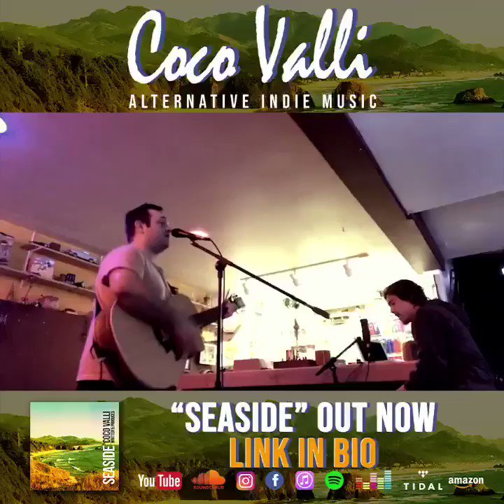 Little clip of us practicing!! Getting these songs down soon enough! #cocovalli #Seaside #seattlemusic #pnwmusic #musician #alternativepop #alternative #music #artist #Indie #newmusic #song #songwriter #musicians #guitar #musicislife #independent #create #live #Perform #unsigned