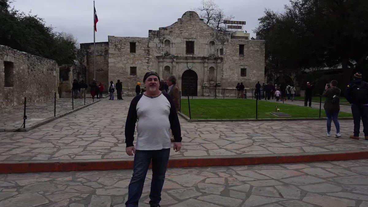 #RockOnRock @OzzyOsbourne's relief lands him behind bars. See full video here https://www.facebook.com/Eagle1067/videos/1085768111610965/… - @JoeRockTX #Rock #Ozzy #OzzyOsbourne @OfficialAlamo #TheAlamo #SanAntonio #Texas #EagleSanAntonio #TodayInRock