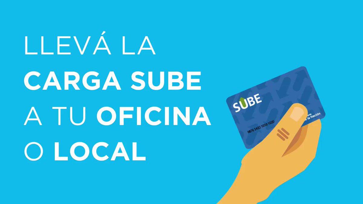 Tarjeta SUBE's photo on #BuenMartes