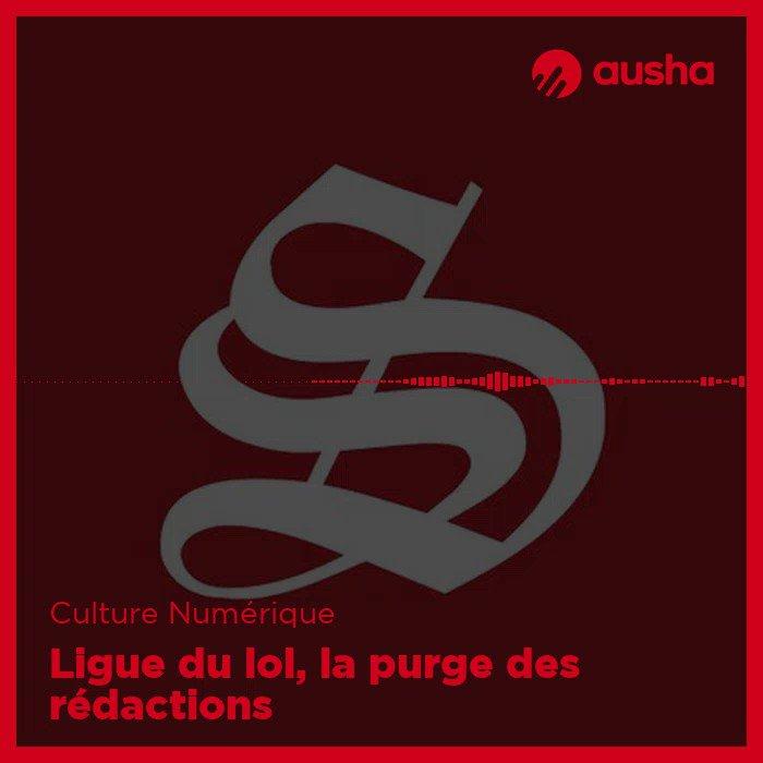 Nouvel épisode de Culture Numérique Un format court qui rebondit sur l'actualité Aujourd'hui on parle de la « Ligue du LOL » Sur vos plateformes : Spotify : http://spoti.fi/2GxfwB7 iTunes : http://apple.co/2SN8YVI Deezer : http://bit.ly/2IxR1p8 Ausha : http://bit.ly/2Eiz4XN