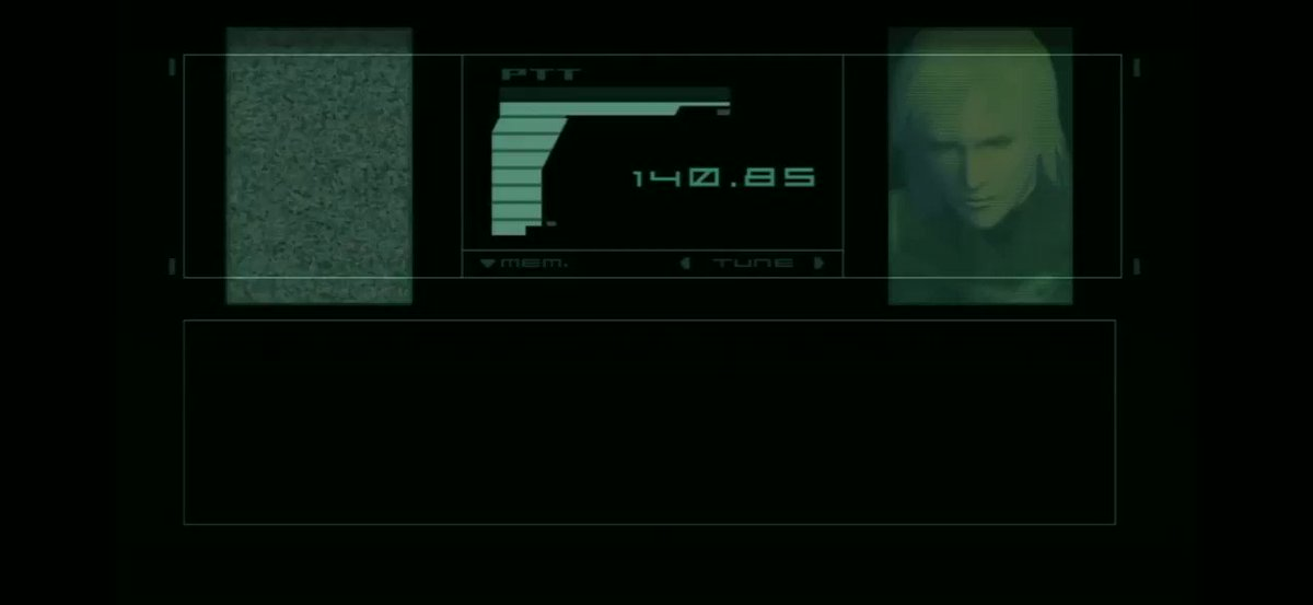 It's been about 3 months since i completed Metal Gear Solid 2 and i still think about this every day