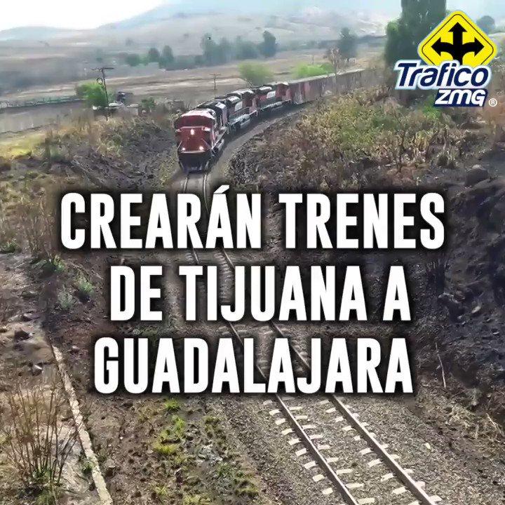 Incluyen a Guadalajara en Plan para reactivar el uso de trenes de pasajeros