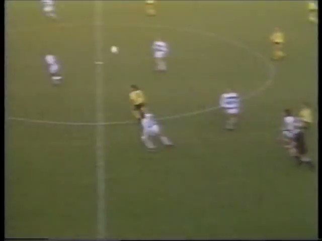 On David Speedie's 60th birthday, a reminder of the time he lobbed Big Dave Seaman from long range and left him tangled in the net. Taught Ronaldinho everything he knows...