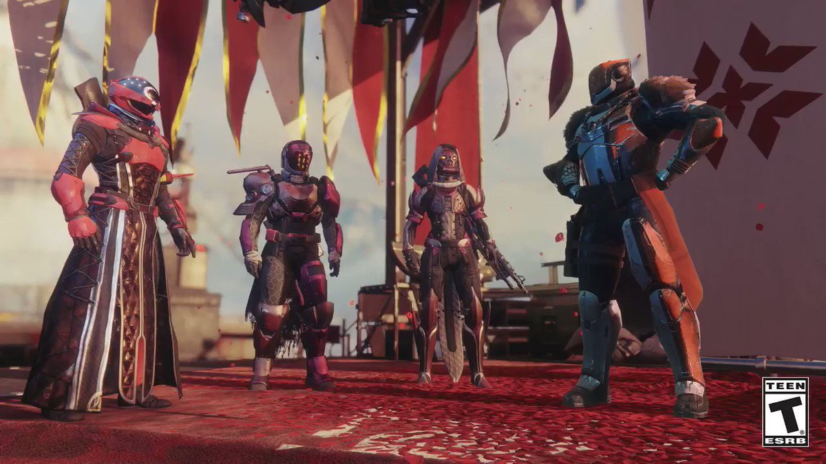 6248ad40c0eb Bungie Store ·  BungieStore. 2 months ago. Thank you Guardians for all the   BungieLove this Crimson Days! We re on