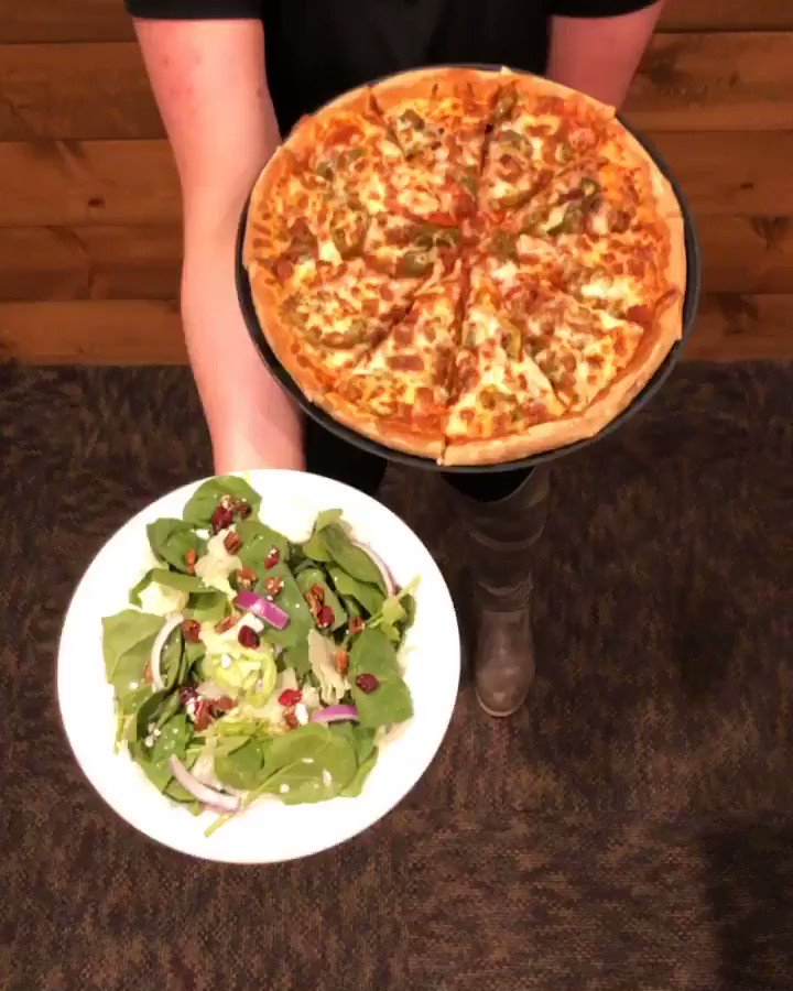 ⭐️ TODAY is Double Points Day! ⭐️  We're offering 2 times the points today, Feb 20 & 2 new items! Try our NEW Bucking Bronco pizza & a fan favorite, Crantastic Salad! Both available for a limited time.  Visit http://pizzaranch.com for more info 👍