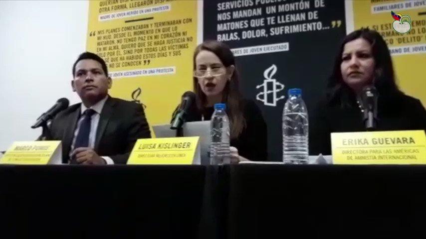 #20Feb  Luisa Kislinger, directora de mujeres en línea, alertó sobre la crisis en el sistema salud venezolano que se ve reflejado en el incremento en un 65% de la mortalidad materna en tan solo un año. Además, la escasez de medicamentos se calcula en 85% / Reportó @esteninf