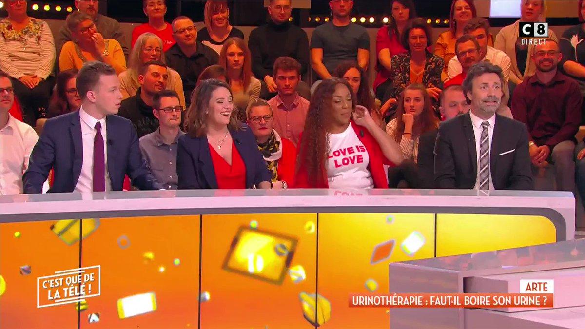 C'est que de la télé's photo on #CQDLT