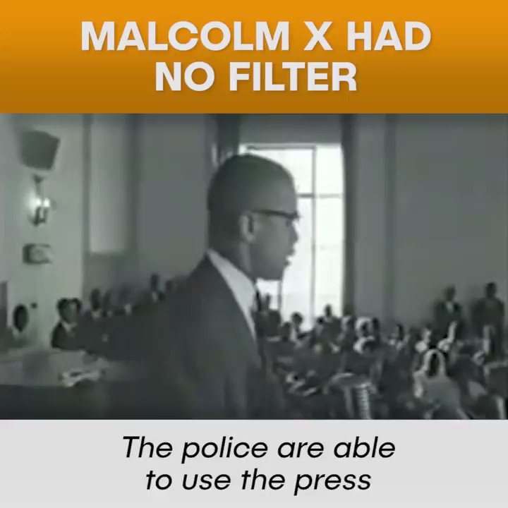 #MalcolmX was an #AfricanAmerican leader who articulated concepts of #racepride and #blacknationalism in the early 1960s.