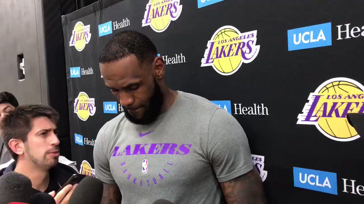 LeBron James says 'all 280 pounds' of him ready to unleash 'playoff' LeBron