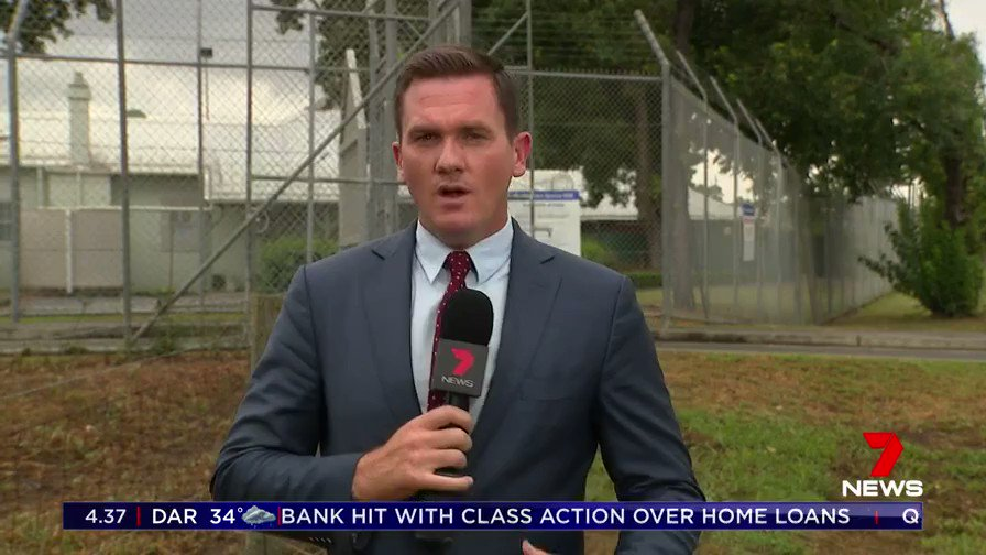 A prison guard accused of sexually assaulting inmates under his watch at a Sydney women's jail has been granted bail. Wayne Astill, a corrections officer for more than 20 years, is accused of multiple offences. @PeterFegan7  #7News