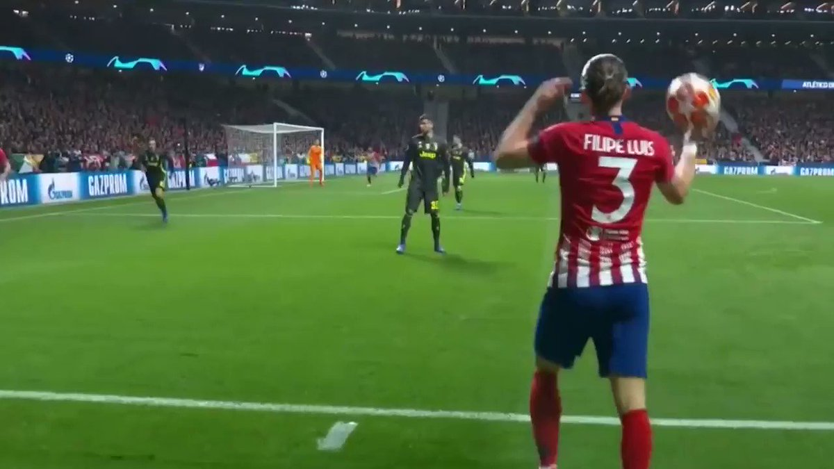 Damn Daniel back with another alternative commentary. This one is of Atletico vs Juventus in the CL that ended 2-0. As always, like, retweet, and follow me. Again, I do not own any of the footage used in the video but the video is of fair use. Enjoy.