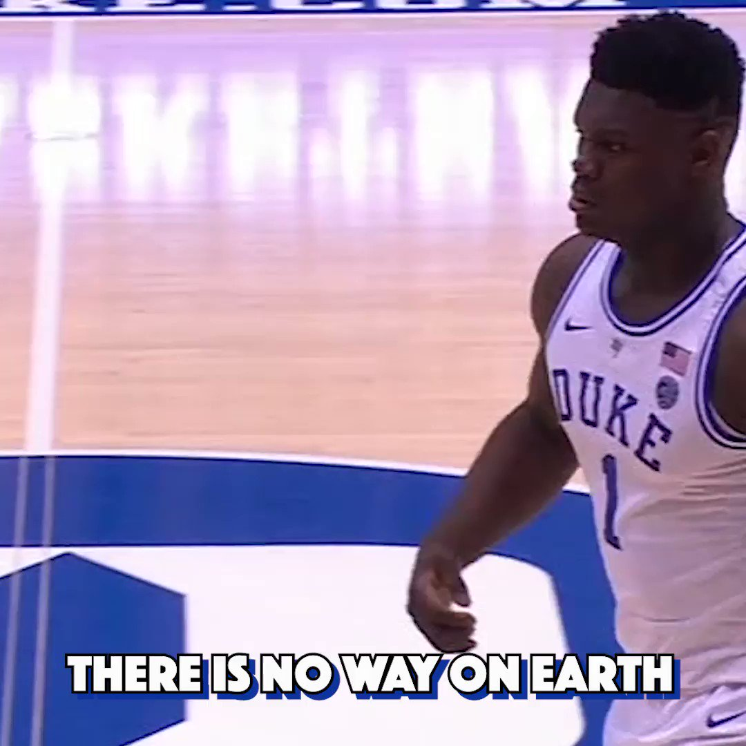 HELL NO, ZION SHOULDN'T SIT OUT THE REST OF THE SEASON!