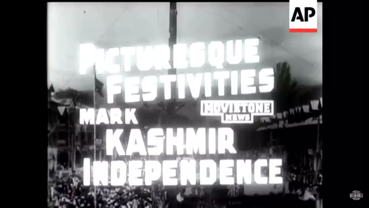 Well, this was then. #Kashmir. What have you done my countrymen?
