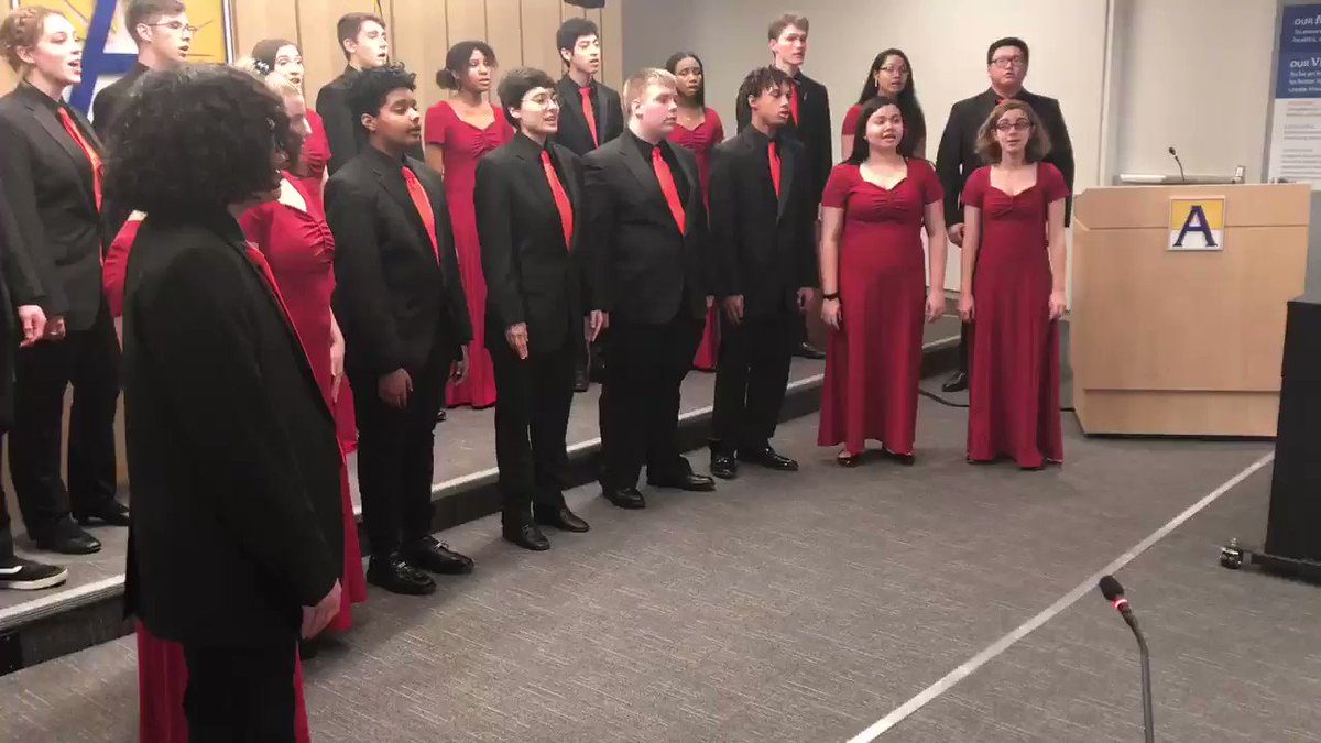 Here is a short clip of the performance by the Wakefield Chorus at tonight's <a target='_blank' href='http://twitter.com/APSVaSchoolBd'>@APSVaSchoolBd</a> meeting. bravo!! <a target='_blank' href='http://twitter.com/JustSingIt3'>@JustSingIt3</a> <a target='_blank' href='https://t.co/mM9INtMqrr'>https://t.co/mM9INtMqrr</a>
