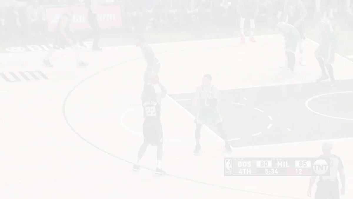 GIANNIS SAYS N🚫 #SCtop10  (via @NBA)