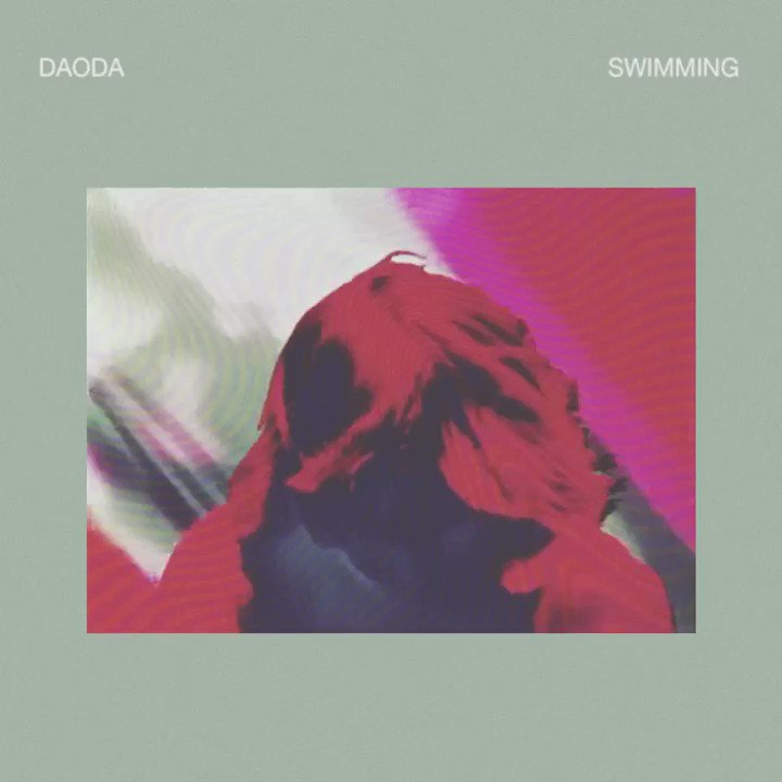 """My new track """"Swimming"""" is now available everywhere! LISTEN: http://ffm.to/daoda_swimming.otw…  #Dreampop #IndiePop #DAODA #NYC #Psychedelic #LoFi #WHATEVERWAVE"""