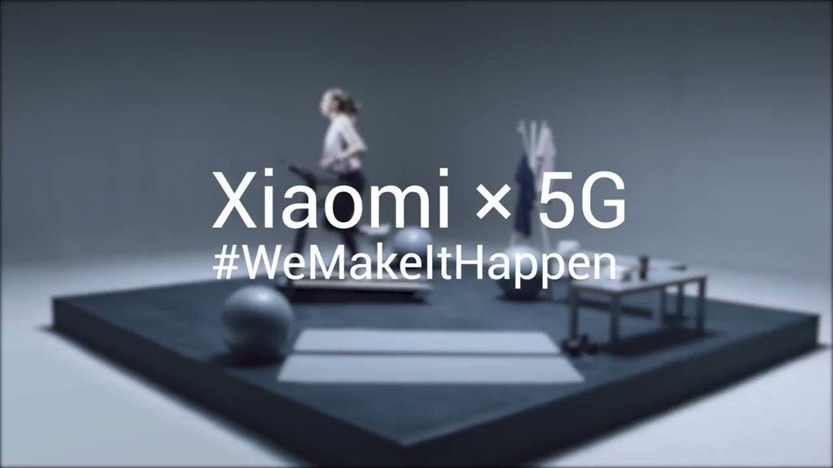 #5G connections, #5G living. #MakeItHappen with Xiaomi!  Don't miss the live stream of our launch in Barcelona on Feb. 24th. See you at #MWC19  Twitter: Follow @xiaomi and turn on the notification  Facebook:http://bit.ly/Xiaomi-MWC19-Facebook …  YouTube:http://bit.ly/Xiaomi-MWC19-YouTube …