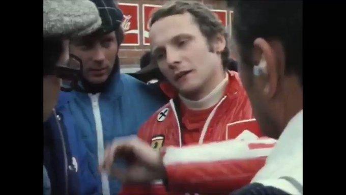 Happy birthday Niki Lauda (70)! Get well soon.