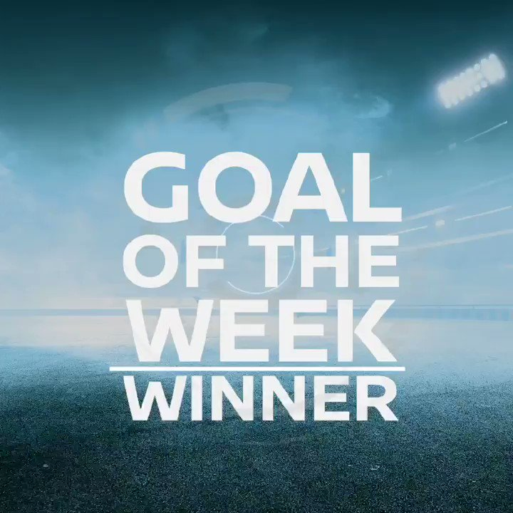 Leroy Sane's powerful free-kick against Schalke 04 earned him this week's @championsleague Goal Of The Week 🔥. Have you seen a better free-kick this season?  #UCL #GOTW #InnovateYourGame🧠⚽