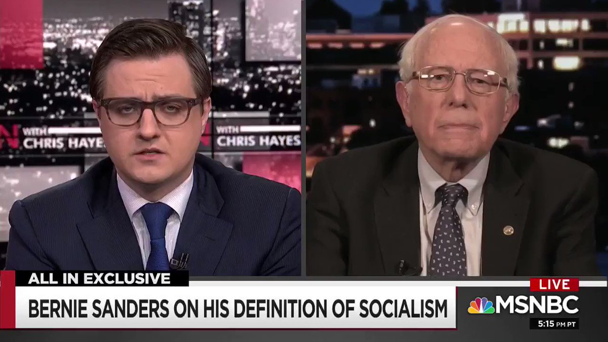 "Bernie Sanders says it would take too ""long"" to explain why socialism failed in Venezuela…   Cliff notes version: Socialism failed because…it's socialism."