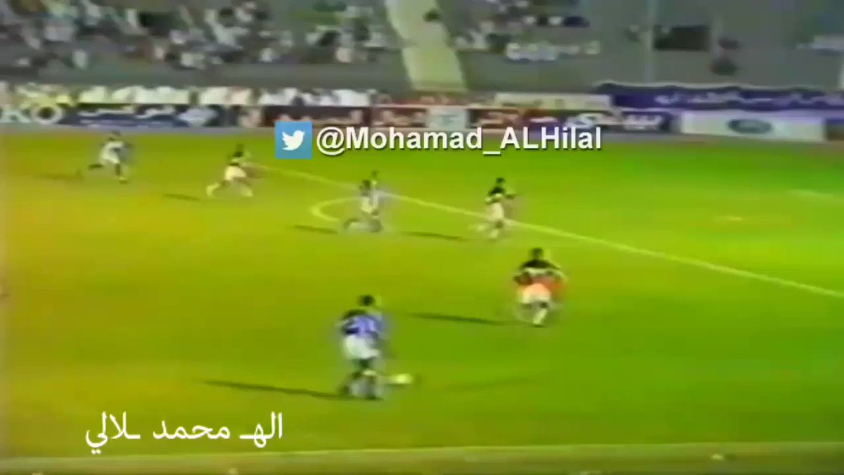 RT @Mohamad_ALHilal: بمهاره #سامي_الجابر يصنع لنفسه هدف على الرائد دوري ١٤٢٠ #الهلال @SamiAlJaber  #الهلال_الرائد https://t.co/BdbQ4tq2z0