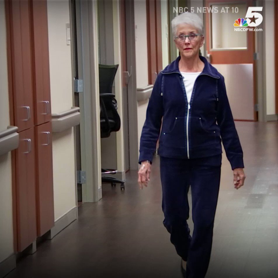 A serious heart condition caught by her Apple Watch, getting her vitals to doctors before even arriving at the hospital.   Tonight at 10.