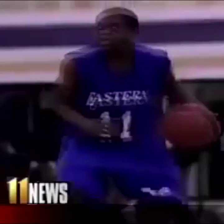 High School Throwback: Rajon Rondo throws down the alley-oop then sits on the shoulders of a pissed-off defender.
