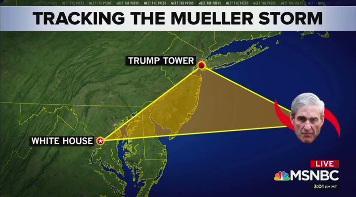 MSNBC just aired this