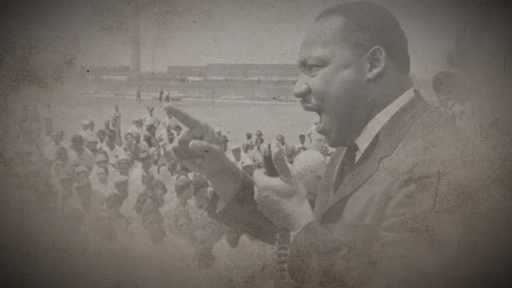 #flashbackfriday @JaValeMcGee commemorates Dr. Martin Luther King Jr. #blackhistorymonth #juglifewater #juglife