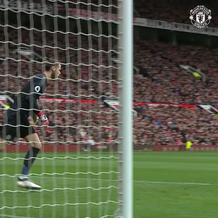 #MUNLIV was all about @MarcusRashford last season! 🔥🔥 #MUFC
