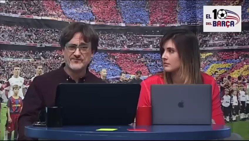 """Tente Sánchez Ex Capitán Barça: """"Vosotros Radio Marca  @RadioMARCA no sois la radio del deporte, sois la radio del Real Madrid @realmadrid que habláis de deporte"""" #Zasca  #AltavocesBlancos  ¿Estás de acuerdo con Tente?: RT- Si  MG- No"""