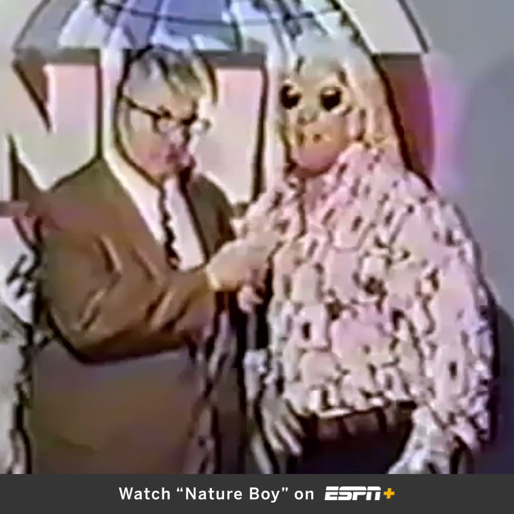 What better way to celebrate @RicFlairNatrBoy's birthday than with a WOOO!
