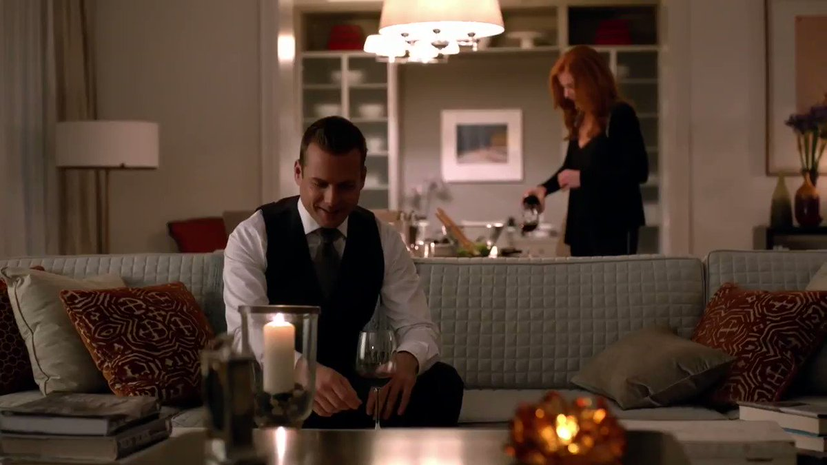 four years ago...  #suits #darvey