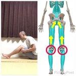 腰痛や膝痛の人必見!膝裏のセルフケア!
