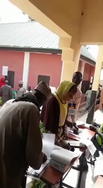 If you wonder how Borno and Yobe, 2 states most ravaged by war, managed to generate the highest voter turnout, watch this video from Borno. They are speaking Kanuri. If @MBuhari truly won, we will congratulate him. But this was no election! #BornoYobeMiracle   WATCH and RETWEET