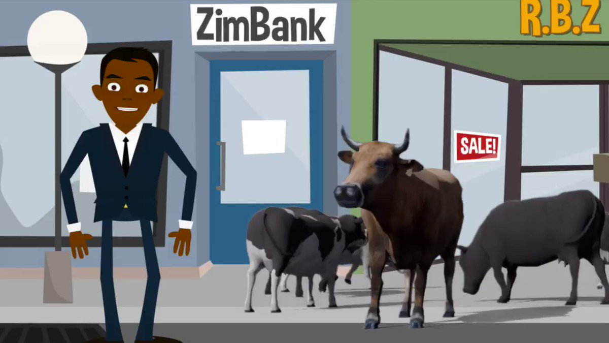 When you try explain the Zimbabwe Monetary Policy to your kids... Use this little explainer video I threw together. it will make u feel stupid... but its accurate! #zimmonetarypolicy