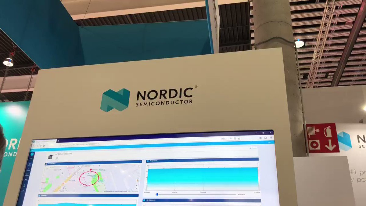Nordic Semiconductor on Twitter: