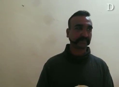 That's an Indian SOLDIER ! You will feel proud to Listen Wing  Cdr  #Abhinandan of Indian Airforce ! He kept safety, honor & welfare of our country first on every reply ! You lived up to ethos of Indian Armed Forces..We r proud of you Bhai💪Jai Hind @IAF_MCC @adgpi @indiannavy
