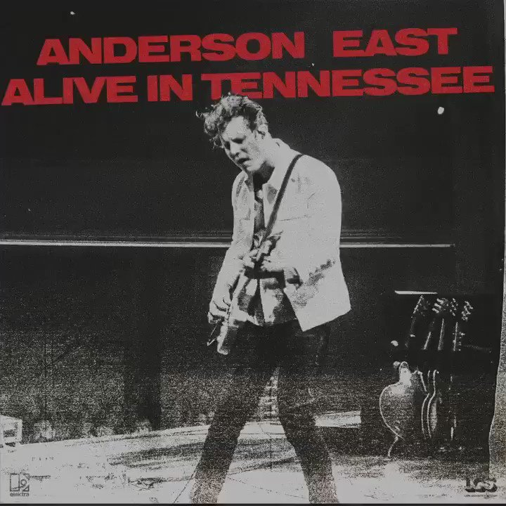 """""""Alive In Tennessee"""" - Available on Record Store Day 4/13 We try to put on a great show night after night but this one was incredibly special to me. I'm excited to share the beauty & blemishes with you all. So proud of this band & everyone involved. #AliveInTennessee"""