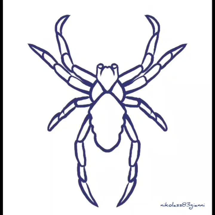 Nikolass Stojanović on Twitter: #art #artist #ilustrator #ilustration #digitalartist #digitalart #designer #surealart #spider #heart #cross #skull #psycho #pink #blue #tattoo #graffiti #sketchbook #nikolass #nikolass83 #nikolass83gianni #deviantart #penup #note8 #spen #ibispaintx #samsungglobal #srbija #serbia…