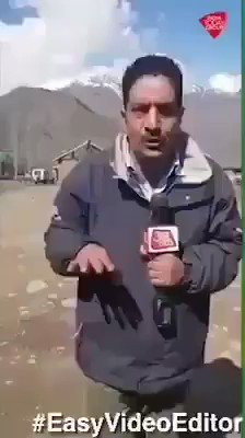 Indian journalist: Pakistan Army is shelling civilians in Indian territory. These people have been displaced due to this. Let's ask them...  Civil: The Pakistanis did not shell us, they [Indian Army] did!  Journalist: As I was saying Pakistan is shelling civilians...  via DOAM